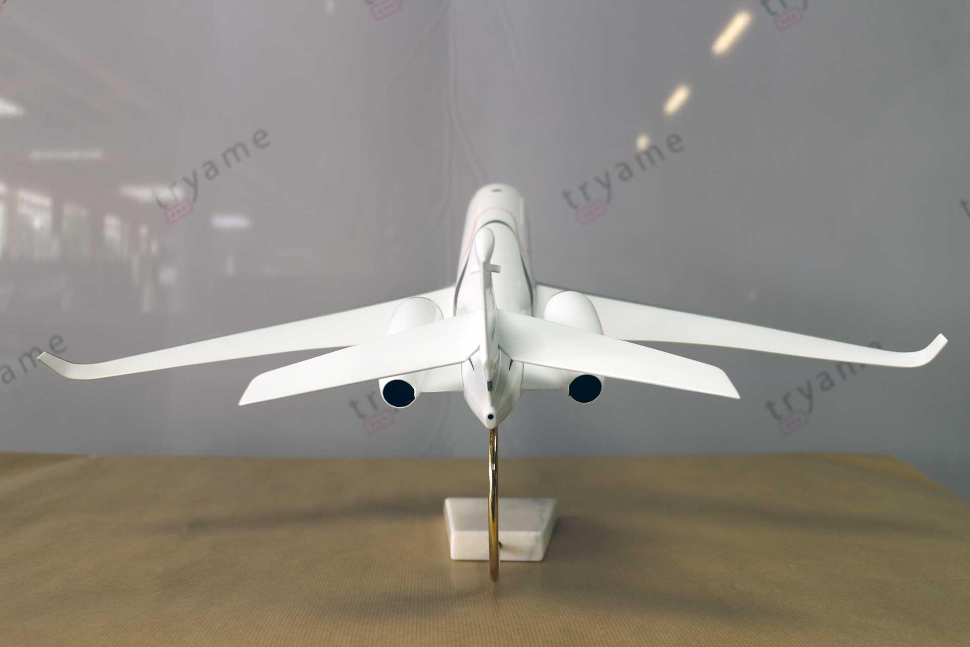 Dassault aviation maquette Falcon 6X